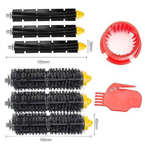efluky Kit filtros HEPA repuestos de Accesorios para iRobot Roomba Serie 700 720 750 760 765 770 772 772e 774 775 776 776p 780 782 782e 785 786 786p 790 -un ...