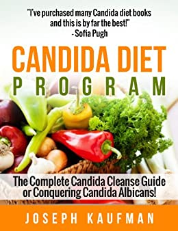 Candida Diet Cleanse Program Conquering ebook product image