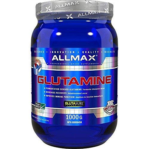 Allmax Mezcla de Proteínas y Aminoácidos L-Glutamine, 1000 g