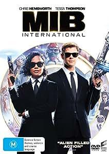 Men In Black: International (DVD)