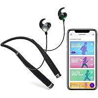 Auriculares Bluetooth Harman Kardon con Inteligencia Artificial Vi, Entrenador Personal y Monitor de Fitness, medición…
