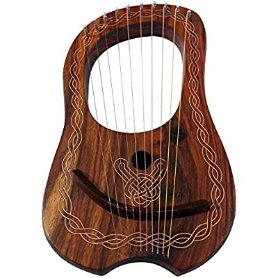 brand-new-lyre-harp-10-string-rose