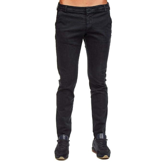 1e38c7ffe162f ENTRE AMIS-Pantaloni Cotone Stretch A198201188L17  Amazon.it ...