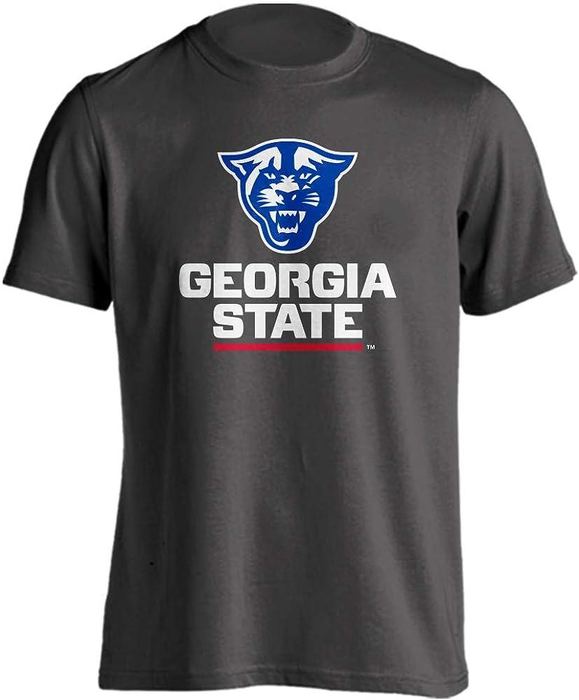 Georgia State University Panthers Head Athletic Wordmark Short Sleeve T-Shirt
