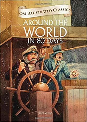 Buy Around The World in 80 Days Book Online at Low Prices in India | Around The World in 80 Days Reviews & Ratings - Amazon.in