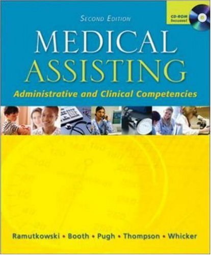 Mp  Se Medical Assisting With Student Cd   Bind In Card