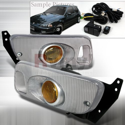 92 civic carbon fiber hatch - 1