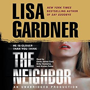 The Neighbor | Livre audio