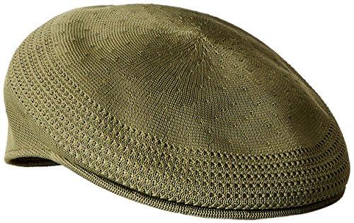 Kangol  Men's Tropic Ventair 504 Cap , Green,Large
