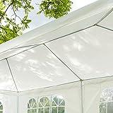 Alice\'s Garden - Tente de réception 3 x 9 m, 27 m² - Massilia ...