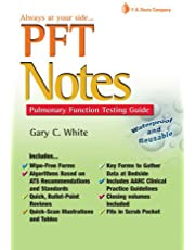 Pft Notes: Pulmonary Function Testing Pocket Guide