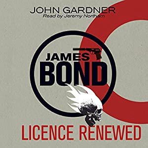 Licence Renewed Audiobook