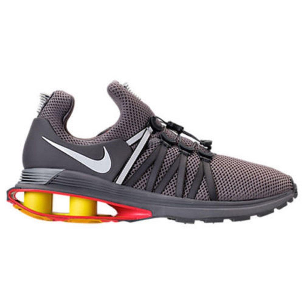 negro Plateado Metálico Nike pequeño Max 95 (td) de Ejecución de la zapatilla de deporte del niño