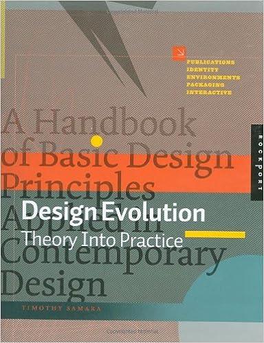 Design evolution a handbook of basic design principles applied in design evolution a handbook of basic design principles applied in contemporary design tim samara 9781592533879 amazon books fandeluxe Gallery