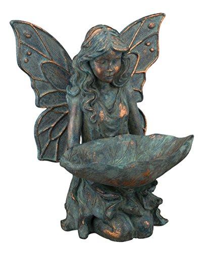 Regal Art & Gift Fairy Feeder Statue, 12