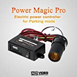 Power Magic Pro BlackVue vehicle Battery Discharge Prevention for Parking Mode (for BlackVue DR350, DR300G and DR400G HD)