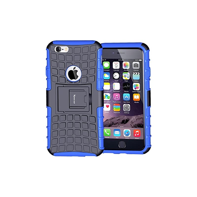 Case for iPhone 6,Armor Heavy Duty Prote