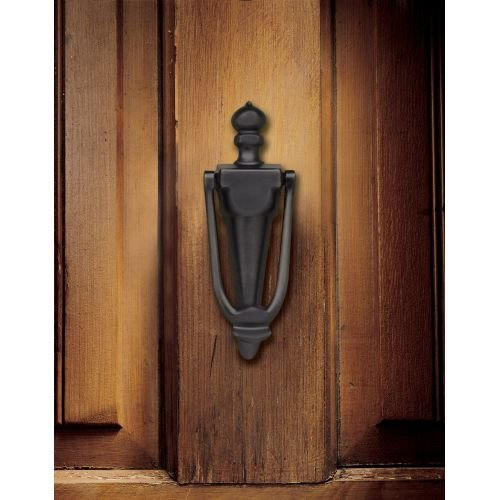 Home Improvement Antique Nickel Top Notch Distributors Inc. Baldwin 0106151 French Door Knocker