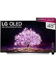 "Pantalla LG 48"" 4K Smart TV OLED OLED48C1PSA AI ThinQ (2021)"