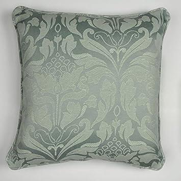 Mason Gray EBNSV4371CU Funda de cojín Plateado Cushion Cover ...