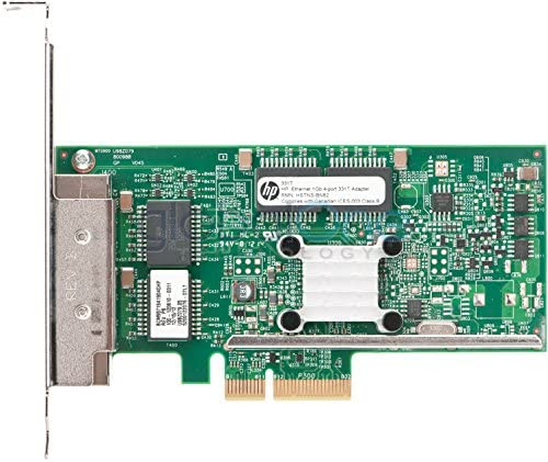 with Low Profile BRKT TNC Genuine ETHERNET 1GB 4-Port 331T Adapter ...