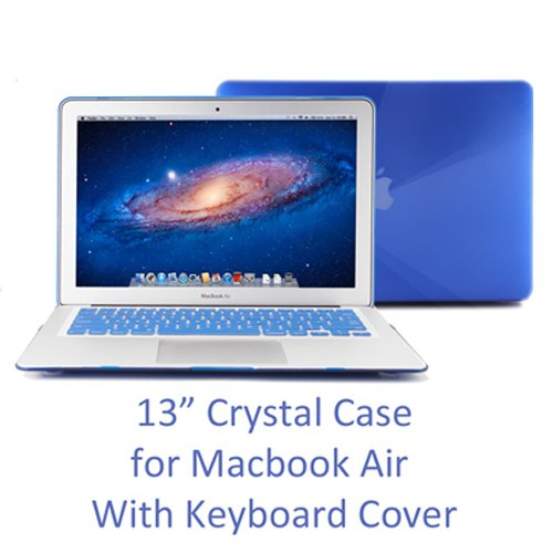 GMYLE Crystal Through Carrying Macbook