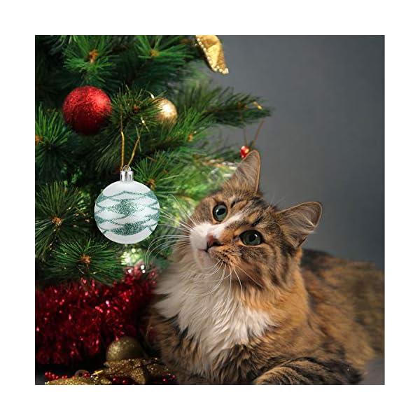 LessMo Palle di Natale2 (Verde) 6 spesavip