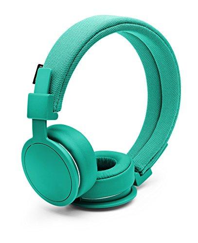 Urbanears PLATTAN ADV - Auriculares con diadema (Bluetooth, 98 dB, conector de 3.5 mm), color verde turquesa: Amazon.es: Electrónica