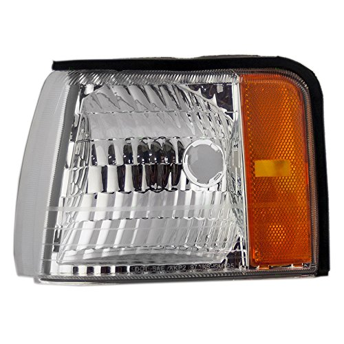 - Drivers Cornering Signal Side Marker Light Lamp Lens Replacement for Cadillac 16522805 AutoAndArt