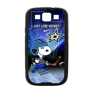Custom Unique Design NHL Dallas Stars Samsung Galaxy S3 Silicone Case