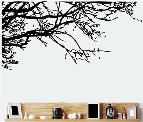 Amazon.com: TRURENDI Stunning Tree Branch Removable Wall Art ...