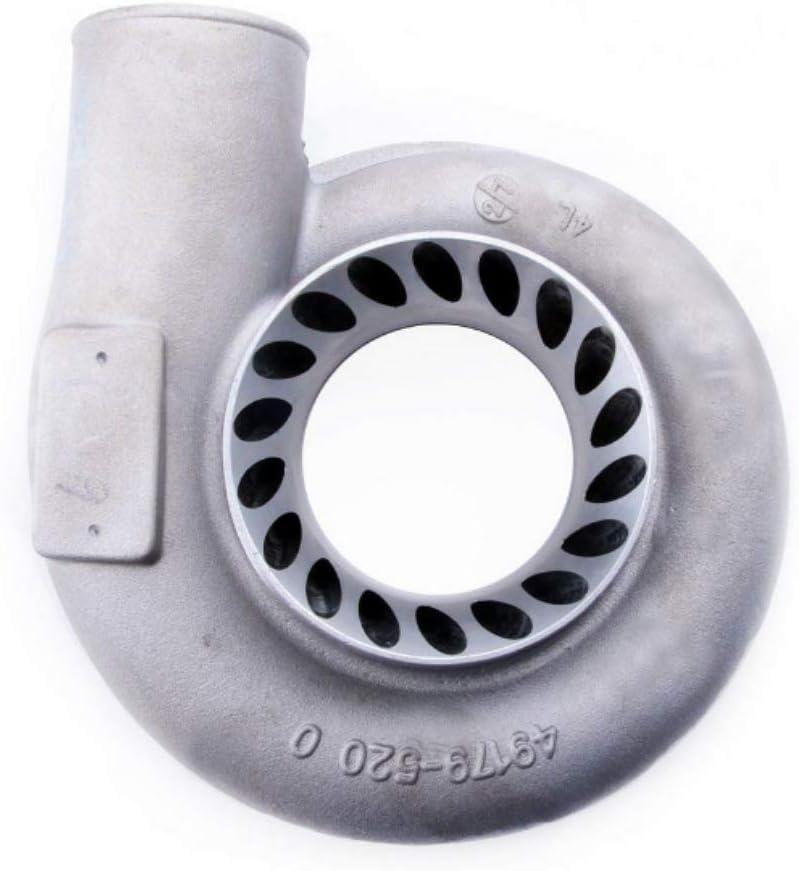 "Turbo Compressor Housing Mitsubishi 3/"" TD05 Anti-Surge Inlet TD06 20G"