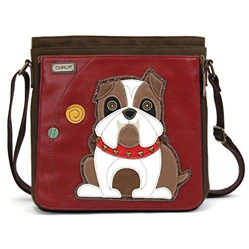 Chala Deluxe Messenger Bag