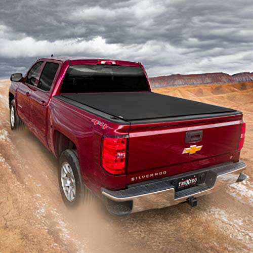 "TruXedo Pro X15 Soft Roll Up Truck Bed Tonneau Cover | 1497701 | fits 15-20 Ford F-150 5'6"" bed"