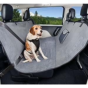 Amazon Com Good2go No Fur Zone Hammock Dog Car Seat