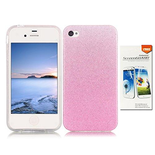 iphone 4 bumper pink - 3