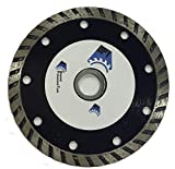 3-Pack DPT 4- Inch Diamond Saw Blade Wet/ Dry Turbo for Cutting Tile, Ceramic, Granite, Concret, Bricks, Stone, and Masonry Materials, Super Plus Quality