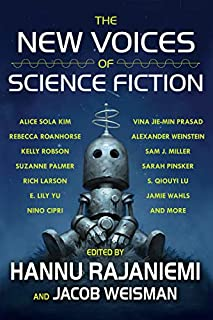 Book Cover: The New Voices of Science Fiction