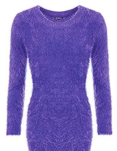 Taille Shirt Unique Sweat Femme violet Lilas SSoul wA67q