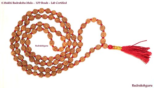 4-mukhi-rudraksha-mala-brahma-mala-109-beads-java-lab-certified