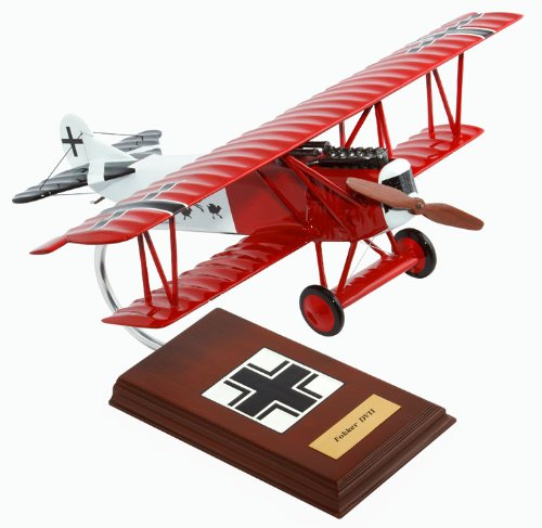 Toys and Models Mastercraft Collection Fokker D.VII Model...