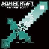 Minecraft 2018 Wall Calendar