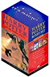 harry potter boxed set volumes 1 4 by j k rowling 2001 05 03