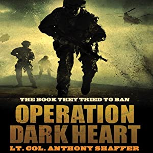 Operation Dark Heart Audiobook
