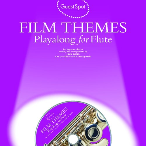 Playalong for Flute: Film Themes