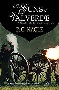 The Guns of Valverde (The Far Western Civil War Book 2) by [Nagle, P.G.]