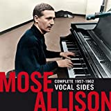 Complete 1957-1962 Vocal Sides: All Of Allison's Vocal PerformancesFrom His Early Years