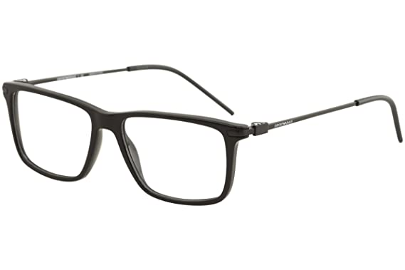a64f693a0a Eyeglasses Emporio Armani EA 3063 5017 BLACK  Amazon.ca  Clothing    Accessories