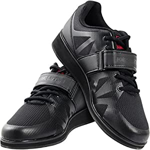 Nordic Lifting Powerlifting Shoes for Heavy Weightlifting – Men's Squat Shoe – MEGIN