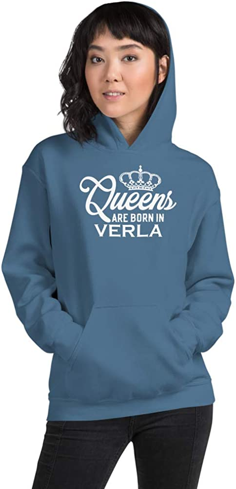 Queens are Born in Verla PF